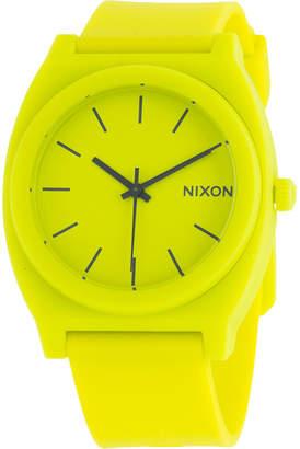 Nixon Time Teller P Watch - Women's