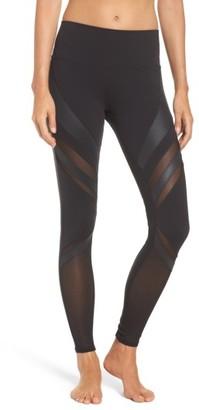 Women's Alo Luminous Leggings $120 thestylecure.com