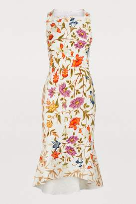 Peter Pilotto Printed mini dress