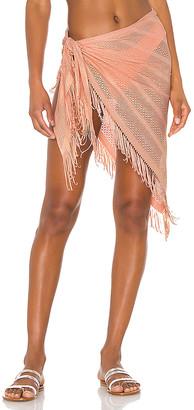 Beach Bunny Indian Summer Wrap Skirt