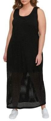 Addition Elle Love And Legend Plus Maxi Tank Dress
