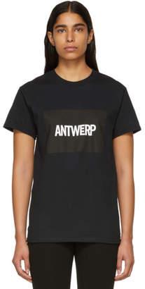 Vier Black Box Logo T-Shirt