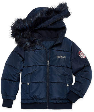 Weatherproof Heavyweight Puffer Jacket - Girls 4-16