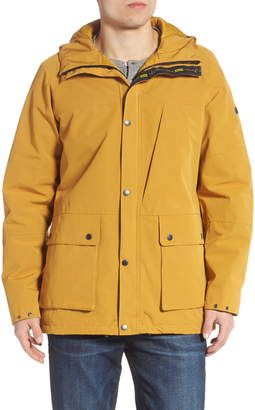 Barbour Bi-Ridge Waterproof Hooded Jacket