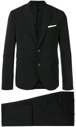 Neil Barrett two button suit