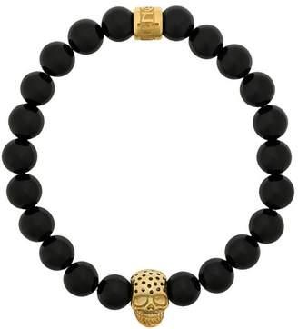 Northskull skull charm bracelet