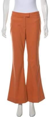 Rachel Zoe Mid-Rise Flared Pants