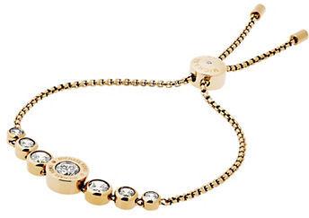 MICHAEL Michael KorsMichael Kors Brilliance Logo Slide Bracelet