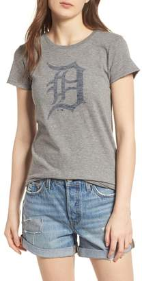 '47 Detroit Tigers Fader Letter Tee