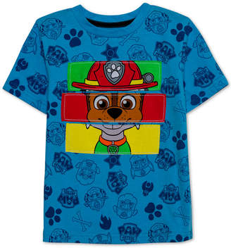 Nickelodeon Little Boys Paw Heroes Graphic T-Shirt