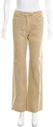 Joseph Mid-Rise Corduroy Pants