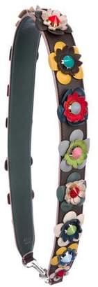 Fendi Flowerland Strap You Bag Strap
