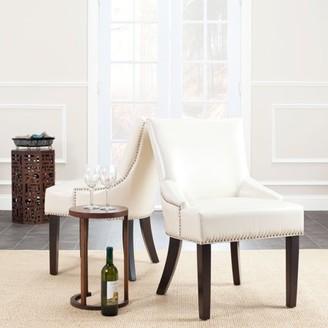 Safavieh Gavin Dining Side Chairs - Cream - Set of 2