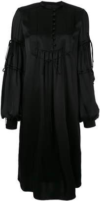 Veronique Branquinho bell sleeve dress