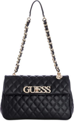 GUESS Sweet Candy Flap Shoulder Bag