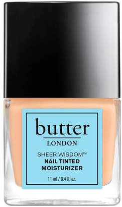 Sheer Wisdom Nail Tinted Moisturiser 11ml - Light