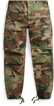 Ralph Lauren Camo Cotton Surplus Cargo Pant