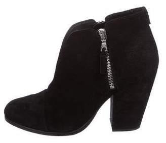 Rag & Bone Margot Suede Ankle Boots