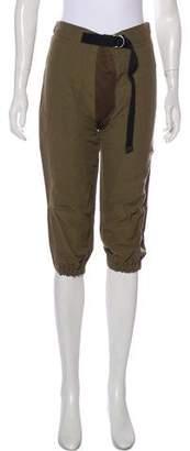 Marni High-Rise Cropped Pants