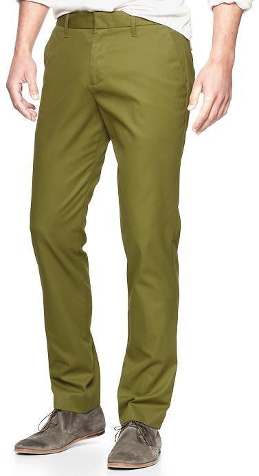 Gap The tailored khaki (skinny fit)