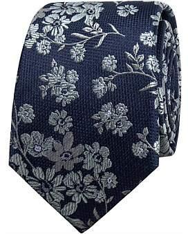 Geoffrey Beene Ditsy Floral Tie