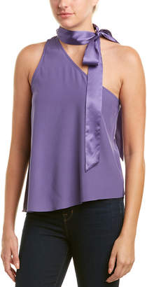 Ramy Brook Jules Silk-Blend Top