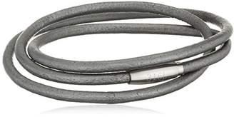 Belli Baci Large Belly-Baci Charm Bracelet-Stainless Steel - 55 cm - 3181210555