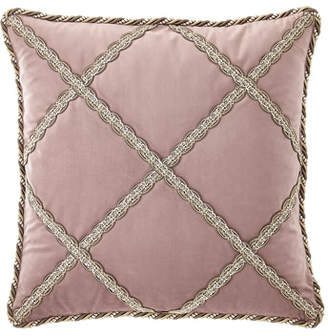 Dian Austin Couture Home Serafina Lattice Boutique Pillow