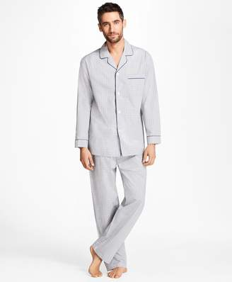 Brooks Brothers Plaid Pajamas
