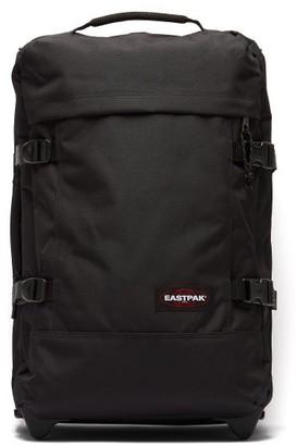 Eastpak Transverz Small Canvas Suitcase - Mens - Black