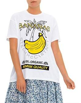Stella McCartney Banana T-Shirt
