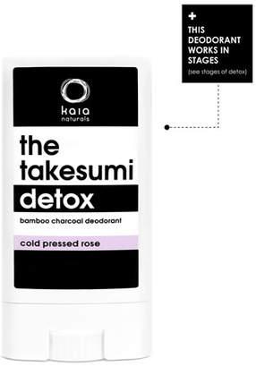 Juicy Bamboo The Takesumi Detox Mini Rose
