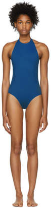 Her Line Blue Jean One-Piece Swimsuit