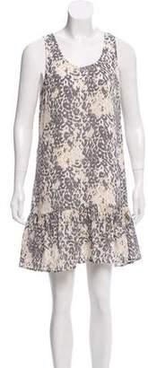 Joie Silk Sleeveless Dress