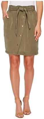 Splendid Paperbag Waist Skirt Women's Skirt