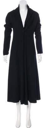 Issey Miyake Wool Long Coat