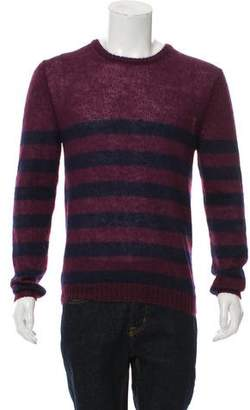 Gucci Mohair & Silk Crew Neck Sweater w/ Tags