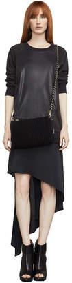 BCBGMAXAZRIA Caroline Two-Piece Sweatshirt Dress