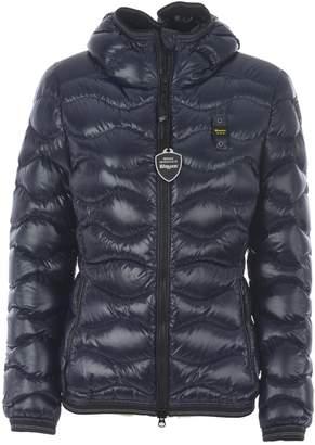Blauer Zip-up Padded Jacket