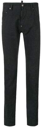 DSQUARED2 Cool Guy striped jeans