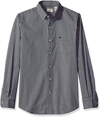 Dockers Comfort Stretch Long Sleeve Button Front Shirt