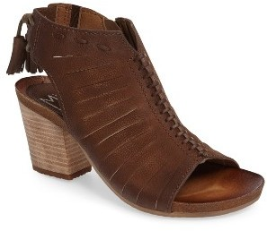 Women's Miz Mooz Maddie Caged Sandal $159.95 thestylecure.com