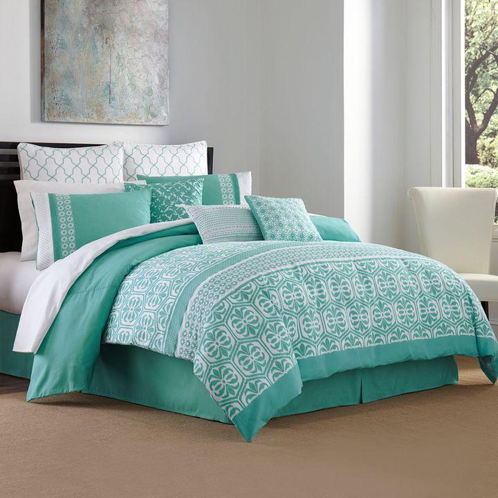Bed Bath & Beyond Maya 3-4 Piece Comforter Set