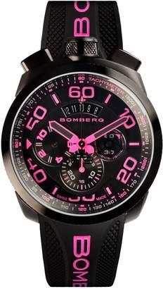 Bomberg Watches - Bolt Neon Fuschia