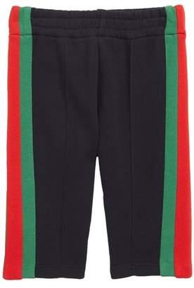 Gucci Stripe Jogger Pants