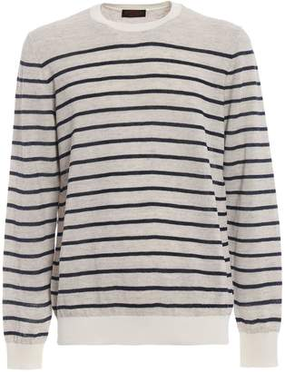 Tod's Striped Sweater