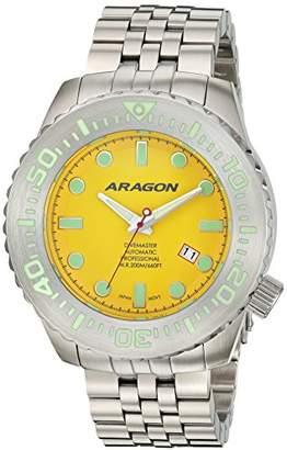 evo ARAGON A254YEL Divemaster 50mm Automatic