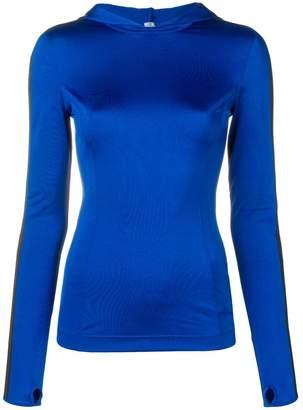 NO KA 'OI No Ka' Oi fitted sports sweater