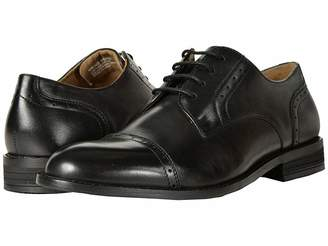 Nunn Bush Sparta Cap Toe Dress Casual Oxford