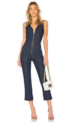 7 For All Mankind Deep V Playsuit.